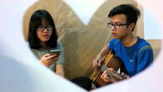 Chờ anh nhé - cover guitar by X Duy Linh