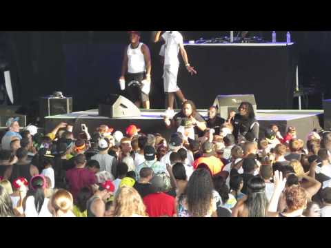 """Rich Homie Quan """"I Know"""" ( Live N Pittsburgh UNDER THE INFLUENCE TOUR 2014 )"""