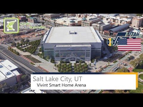 Salt Lake City, UT - Vivint Smart Home Arena / 2015