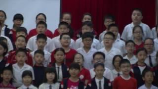 聖公會基榮小學_1516_畢業茶會歌曲表演