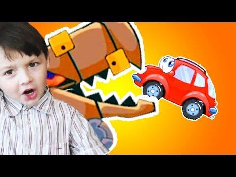 Игра Машинка Вилли 4 путешествие во времени онлайн