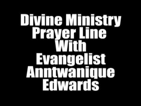 Divine Ministry Prayer Line 03 08 2017