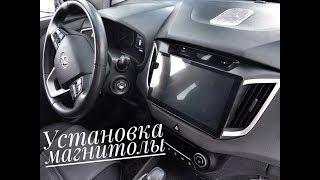 Hyundai Creta проблемы при установке магнитолы с AliExpress.