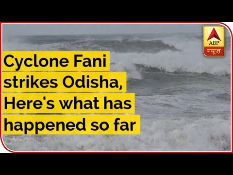 Cyclone Fani Strikes Odisha, Here's What Has Happened So Far | ABP Uncut | ABP News