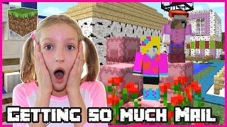 Getting So Much Mail / Minecraft