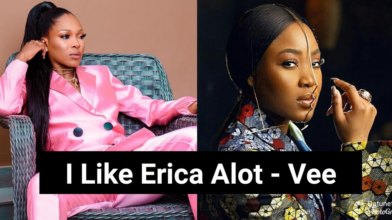 Download I REALLY LIKE ERICA - VEE