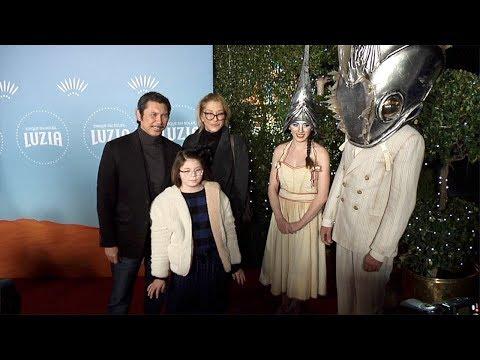 """Lou Diamond Phillips """"Cirque du Soleil's LUZIA"""" Los Angeles Premiere Red Carpet"""