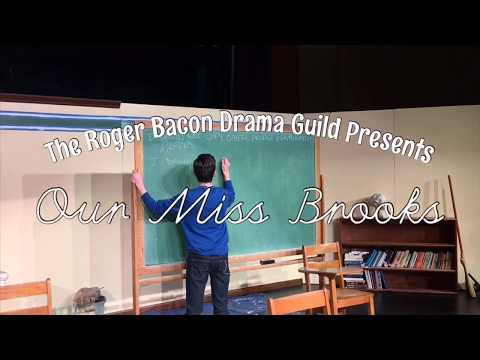 Roger Bacon Drama Guild - Our Miss Brooks