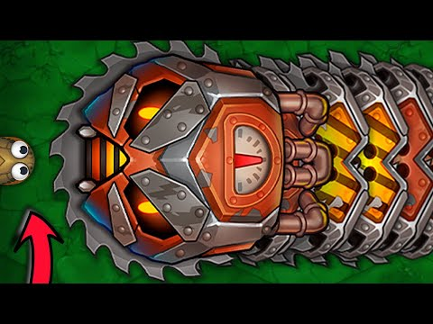 Little Big Snake İo New Legendary Skins Gameplay Epic Troll Funny Full Hd 1080P