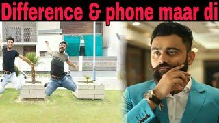 Bhangra on Difference & Phone Maar Di | Amrit Maan | Gurnam Bhullar | Difference | Phone Maar Di