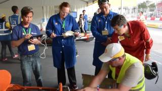 Deakin University Shell Eco-marathon 2016