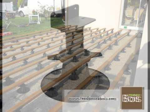 plots pvc r glables pour lames de terrasse youtube. Black Bedroom Furniture Sets. Home Design Ideas