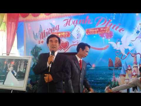 Đám cưới Linh Nguyễn - Đại diện nhà trai phát biểu