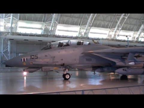 Udvar-Hazy Air & Space Museum in Dulles, Virginia - March 10, 2013
