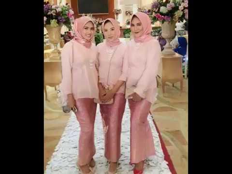 Model Kebaya Modern Hijab Terbaru 2019