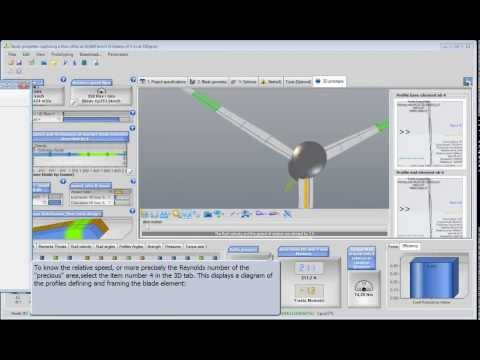 wind turbine software tutorial