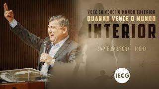 AO VIVO - CULTO DE CELEBRAÇÃO- 17H