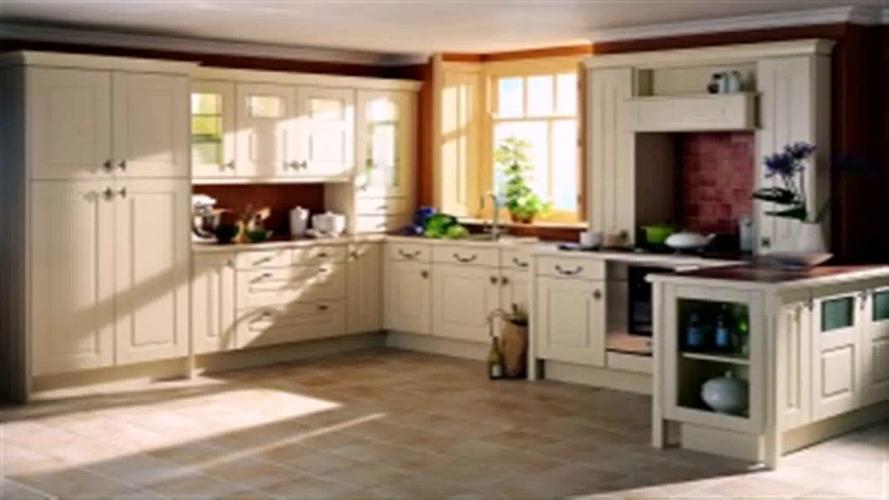 American Kitchen And Living Room Design Youtube
