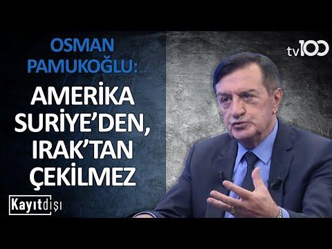 Osman Pamukoğlu: Silahlanma gizli düşmanlıktır