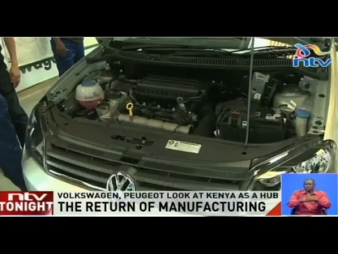 Motor vehicle assemblers show confidence in Kenya