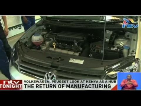 Motor vehicle assemblers show confidence in Kenya