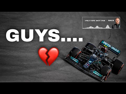 BOTTAS FULL TEAM RADIO DURING PIT STOP DISASTER! | 2021 Monaco GP