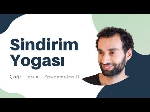 Sindirim Yogası - Çağrı Tosun - Pawanmukta II - (Her Seviye)