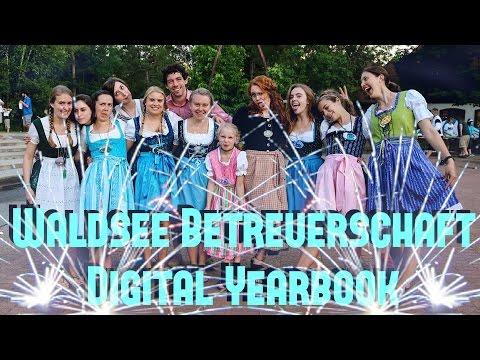Betreuerschaft Digital Yearbook