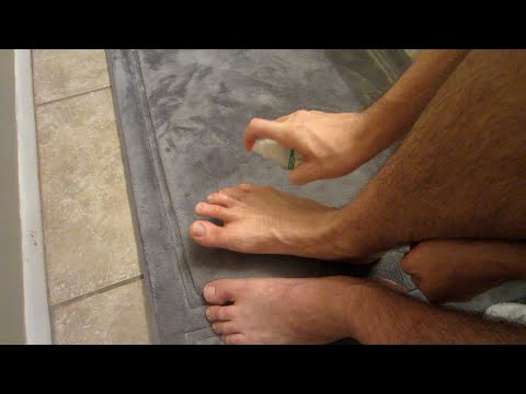 Controling Athletes Foot – Cheap Daily Foot Maintenance