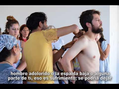 Iyengar Yoga El documental. Jawahar Bangera, Peggy Kelley y Eduardo Mata.