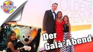 Unser GALA ABEND - ROTER TEPPICH -Deutschlands Publikumspreis Goldene Henne 2019 | Family Fun