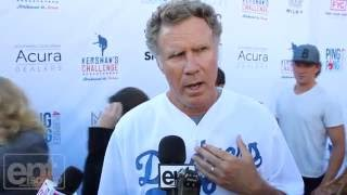 Will Ferrell Talks About Working With John C. Reilly