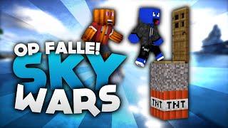 OP FALLE! - Minecraft Sky Wars! | DieBuddiesZocken