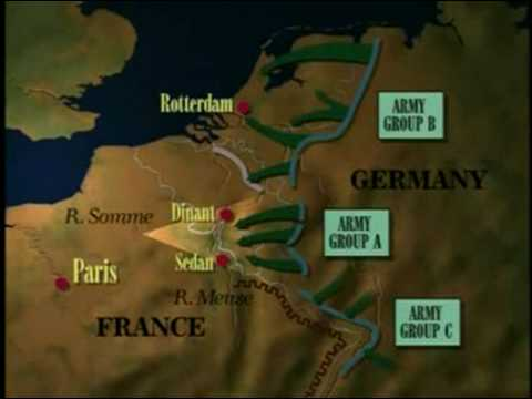 (3/12) Battlefield I: The Battle of France Episode 1 (GDH)
