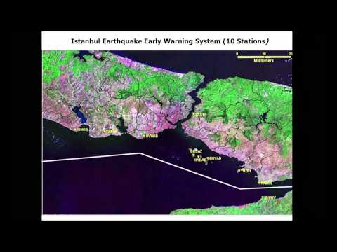 Getting ready for Istanbul earthquake: early warning and monitoring activities (E. Safak)