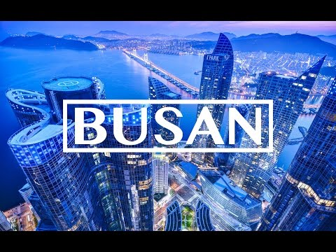 Busan (Haeundae/해운대), South Korea | Travel Journal