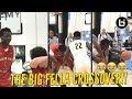 Shareef O'Neal and Bol Bol Coast To Win; Bol Hits Nasty Crossover! 😂😂