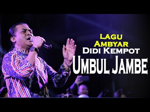 Didi Kempot-Umbul Jambe-Album Terbaru
