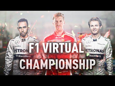 """""""GRAN PREMIO MELBOURNE"""" #1 F1 VIRTUAL CHAMPIONSHIP"""