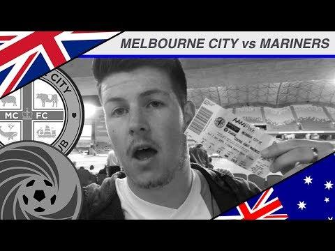 Melbourne City vs Central Coast Mariners