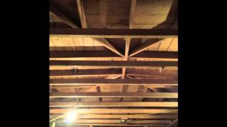 Attic Renovation 2012