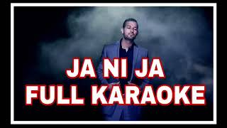 JA NI JA FULL KARAOKE INSTRUMENTAL GARRY SANDHU | Latest Punjabi Songs karaoke