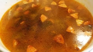 ВКУСНЕЙШАЯ, Солянка сборная, Как приготовить солянку, Солянка, Готовим солянку в домашних условиях