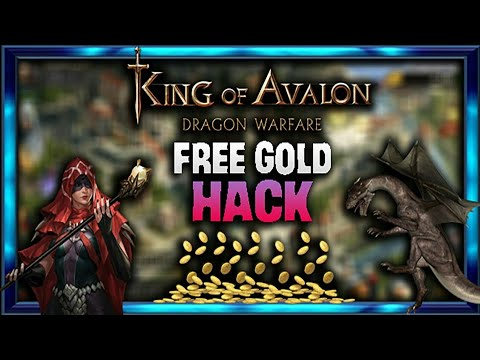 King Of Avalon MOD APK Download Unlimited Gold Latest Version No Root Android IOS Free Mod Apk 2019