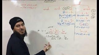 مراجعة رياضيات أدبي وحدة أولى نهايات واتصال