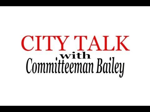 KEVIN BAILEY City Talk