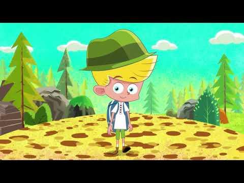 Caminar  - canciones para niños mundo magico tv