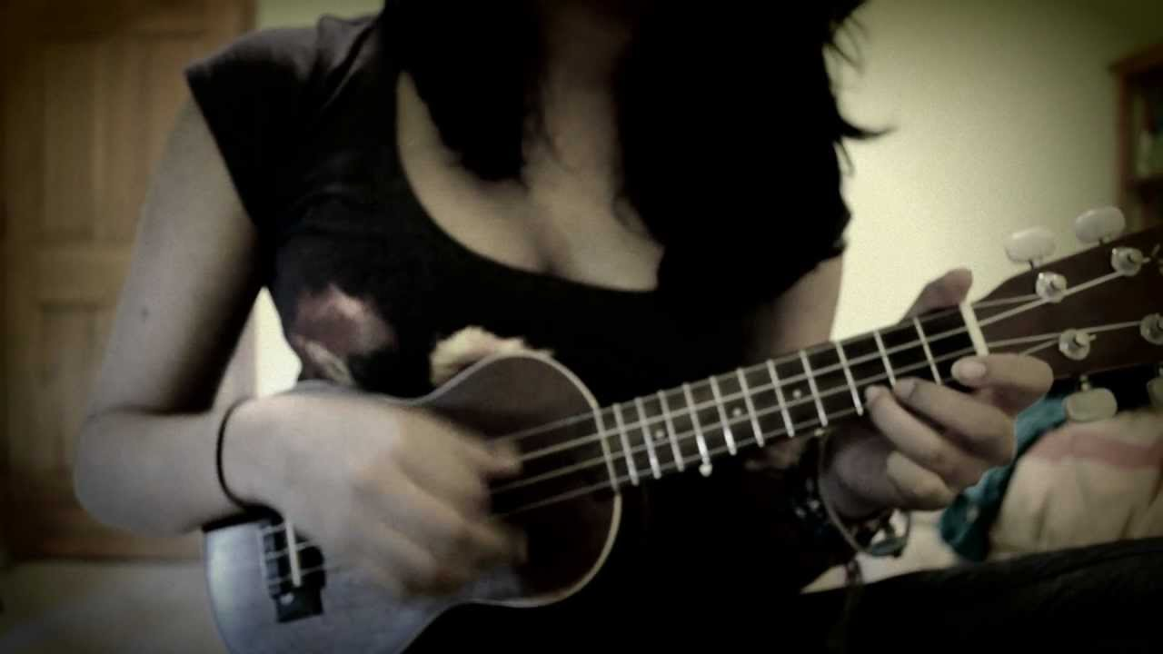 Your Guardian Angel The Red Jumpsuit Apparatus Ukulele Cover
