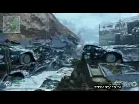 Modern Warfare 2   Stimulus Map Pack Gameplay Preview  HQ    For Xbox 360  PS3 and PC 2