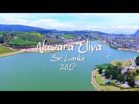 SRI LANKA -NUWARA ELIYA - TOURIST ATTRACTIONS